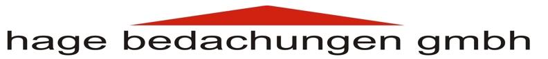 hage bedachungen gmbh – Dachdecker Meisterbetrieb Köln Logo